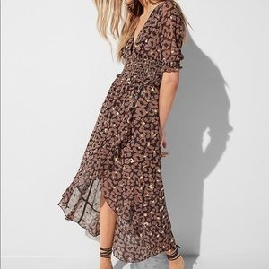 Express NWT high low dress